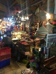 Ben Thanh market wares