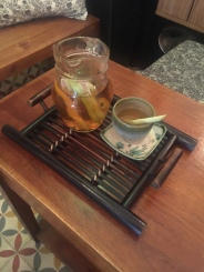 Tea for relaxation