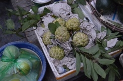 Custard apple, a new favorite fruit of mine
